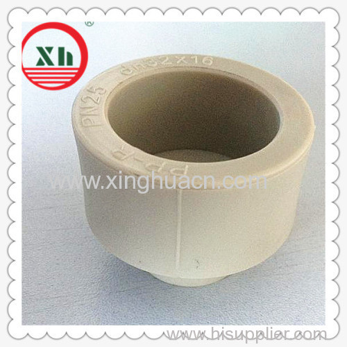 PP-R plastic fittings reduced socket DN32X16