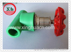 PPRC fittings Stop valve from China DN16