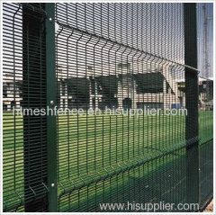 Heavy Duty Welded Wire Fence Powder-coated welded wire fences