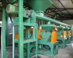 rubber fine powder pulverizer