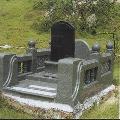 European Granite tombstone design