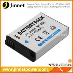 High quality China product BP-85A camera battery for samsung PL210 PL211 SH100