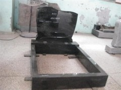 Manufacture Top Quality granite tombstone with carving