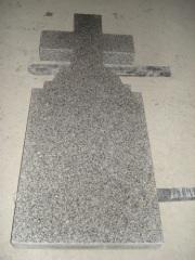 cross Paradiso granite Headstone