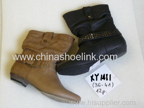 Lily ankle boots from BEIJING