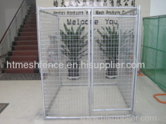 Outdoor Dog Wire Kennel Panel