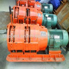 7.5kw Double-drum scraper winch for sale