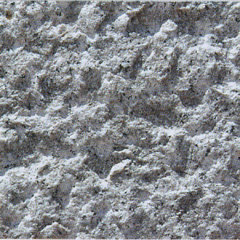 Rough Picked granite surface