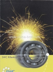 SWC High temperature resistant bearing