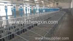 Sistema automático de alimentação Pig Gestação
