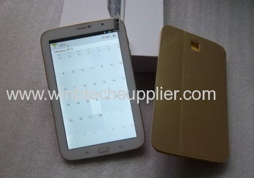 Portable Made in China 8Inch 2G/3G Dial IPS HD MTK6582 Dual-Core1.3GHz Camera 5MP+2MP RAM 1GB ROM 8GB Camera 5MP+2MP