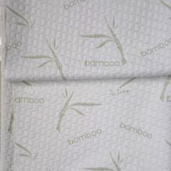 bamboo fabric for mattress pillow cushion new fashion