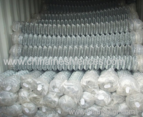 Chain Link Fence PVC&Galvanized