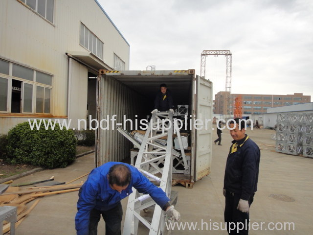 Transmission Line Stringing Tools exported to Angola