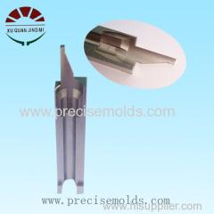 OEM connector mould insert core process