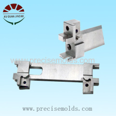 Precision equipment made machining part