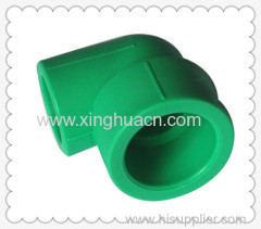 PP-R plastic fittings reduced elbow