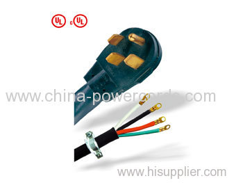 Dryer and Range cable