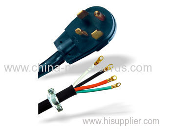 Dryer cords 4-wire with UL