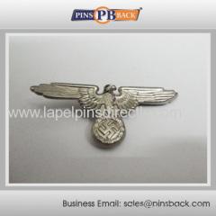 Custom Eagle lapel pin