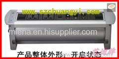 Electric Socket distributor China Socket table socket outlet Tabletop Socket. Professional