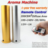 2014 New style Slim model aroma machine remote control/quite working environment/ 100V-240V 50/60hz popular in office/ho