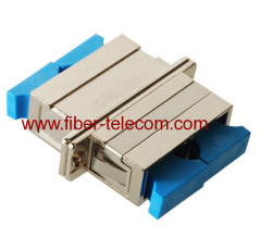 optical adaptor with metal housing