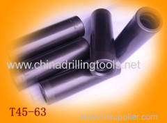 T45 threaded Coupling For Top Hammer Drilling Tools