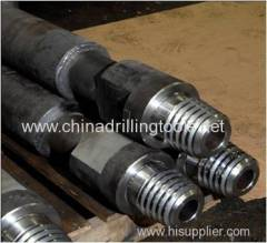 Rd45 Threaded Rock Drill Pipe Rods