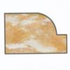 Granite Countertop wieh diffferent edges