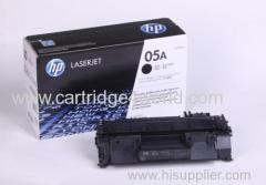 HP 505A Genuine Original Laser Black Toner Cartridges