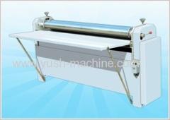 Sheet Pasting Machine. Corrugated Cardboard Sheet Lamianting Machine. Corrugated Carton Making Machine