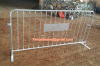 Tubular type 1200mm high by 2000mm long temporary barrier fence panels
