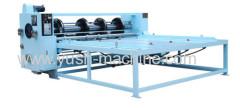 Chain type Rotary Slotter. Rotary Slotting Creasing Machine. Corrugated Carton Making Machine