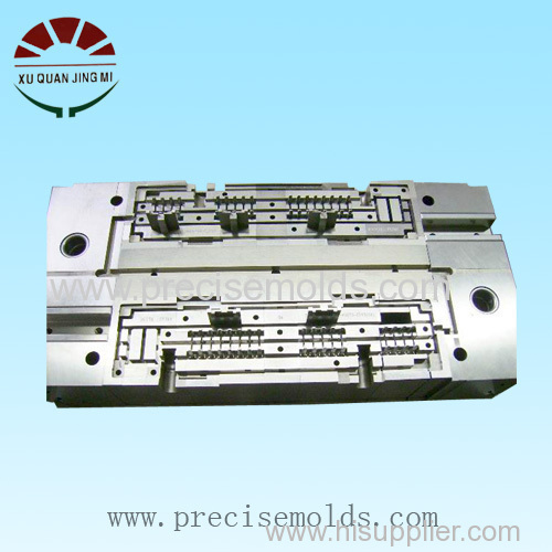 Precision USB connector mold maker in China