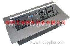 Multifunctional Tabletop Socket. Professional Desktop Socket. Shenzhen