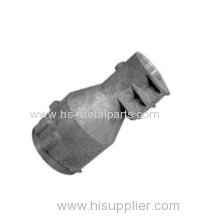 Aluminum Die-casting parts For pipe