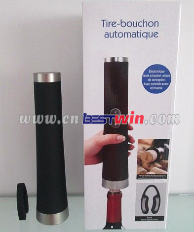 Automatic wine opener as seen on tv