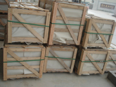 Marble Packed with Wooden Pallet