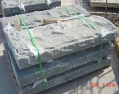 marble slab / block wooden packaging