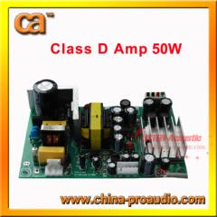 New Development Integrative Digital Amplifier Module with Power Supply CD-50
