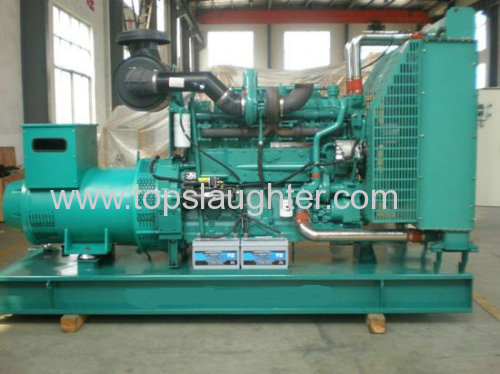 Power Supply Equipment Generating Units