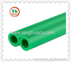 PP-R plastic hot water pipe SDR6/S2.5 PN20