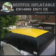 Winter Sports Game Stunt Big Inflatable Jump Air Bag for Skiing