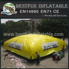 Dome Jumping Air Bags Home Use