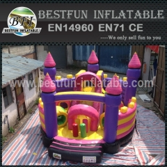 Inflatable Princess Bouncer For Backyard And Home for Kids