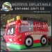 Mini Fire Engine Inflatable Bouncer