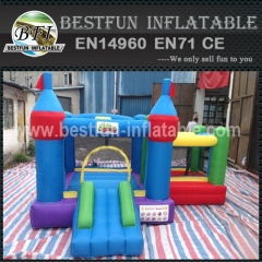 Mini Inflatable Combo For Home and Mall