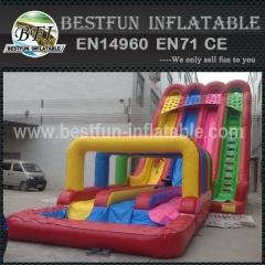 Water Slide Slip n Slide Combo