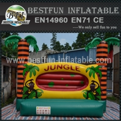 Backyard Small Jungle Jumping House